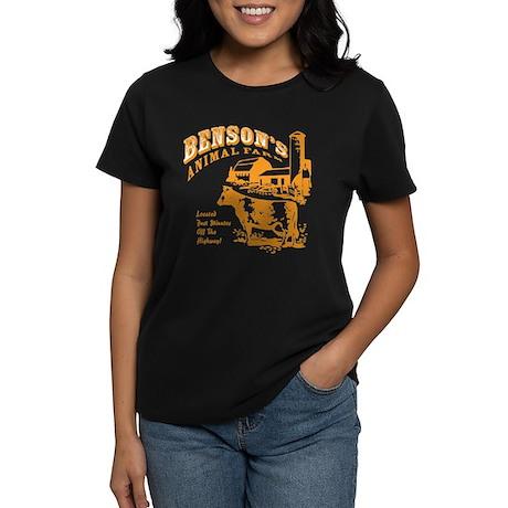 Benson's Animal Farm Women's Dark T-Shirt