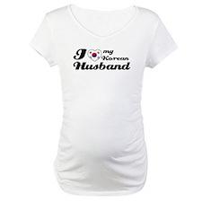 I love my Korean Husband Shirt