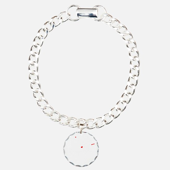 DANGELO thing, you would Charm Bracelet, One Charm