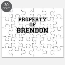 Property of BRENDON Puzzle