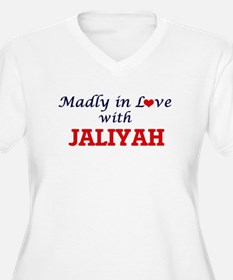 Madly in Love with Jaliyah Plus Size T-Shirt