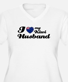 I love my Kiwi husband T-Shirt