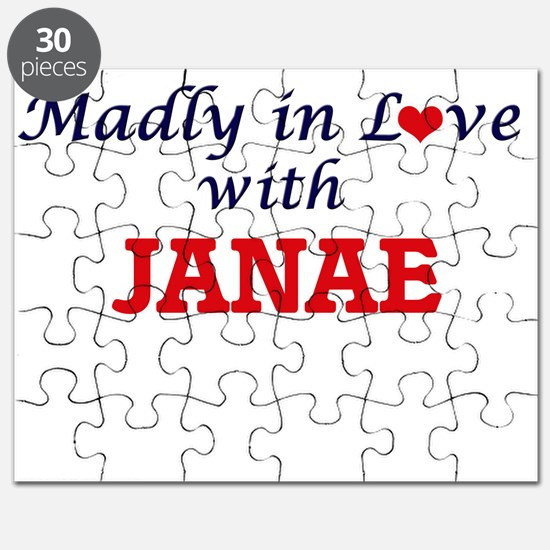 Madly in Love with Janae Puzzle