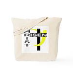 Christ is Risen Christian Tote Bag