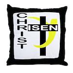 Christ is Risen Christian Throw Pillow