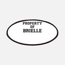 Property of BRIELLE Patch