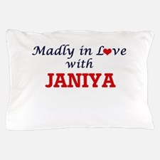 Madly in Love with Janiya Pillow Case