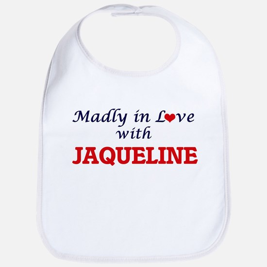 Madly in Love with Jaqueline Bib