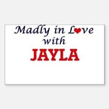 Madly in Love with Jayla Decal