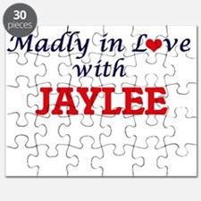 Madly in Love with Jaylee Puzzle