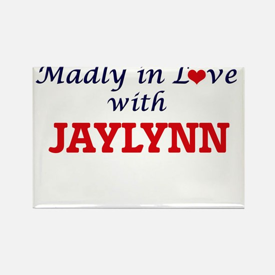 Madly in Love with Jaylynn Magnets