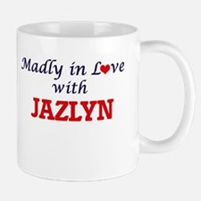 Madly in Love with Jazlyn Mugs