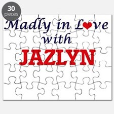 Madly in Love with Jazlyn Puzzle