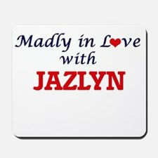 Madly in Love with Jazlyn Mousepad