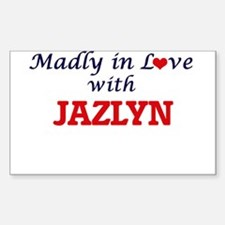 Madly in Love with Jazlyn Decal