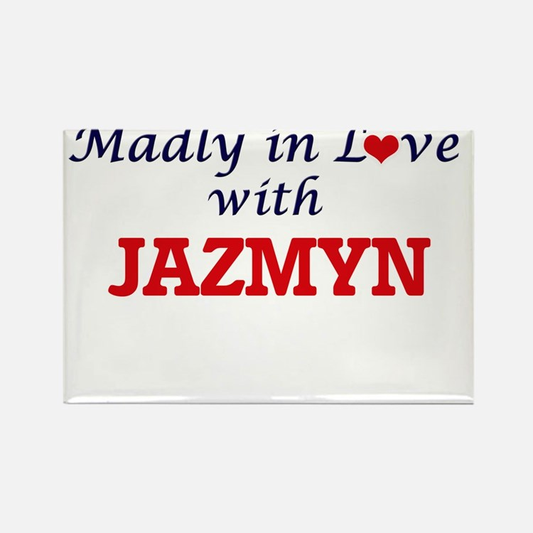 Madly in Love with Jazmyn Magnets