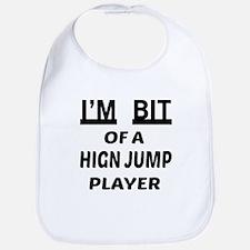 I'm bit of a High Jump player Bib
