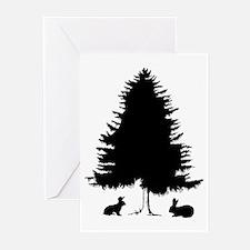 Christmas design Greeting Cards