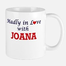 Madly in Love with Joana Mugs