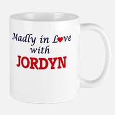 Madly in Love with Jordyn Mugs