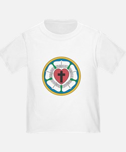 Rose of Martin Luther T-Shirt