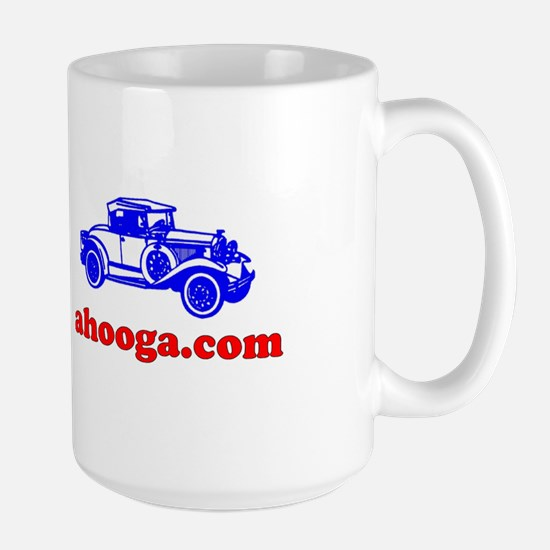 Ahooga Logo Large Mug