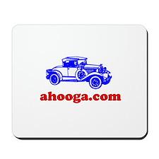 Ahooga Logo Mousepad