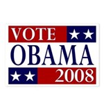 Vote Obama Postcards (Package of 8)