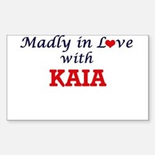 Madly in Love with Kaia Decal