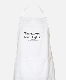 There..are..four..lights.. BBQ Apron