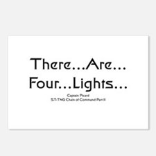 There..are..four..lights.. Postcards (Package of 8