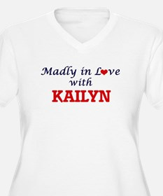 Madly in Love with Kailyn Plus Size T-Shirt