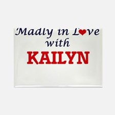 Madly in Love with Kailyn Magnets