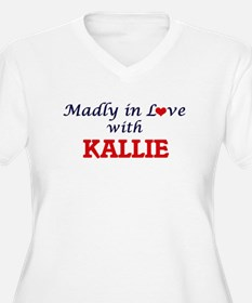 Madly in Love with Kallie Plus Size T-Shirt