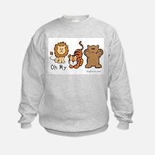 Cute Wizard of oz childrens Sweatshirt