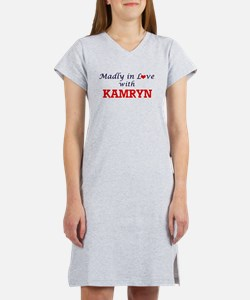 Madly in Love with Kamryn Women's Nightshirt
