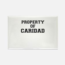 Property of CARIDAD Magnets