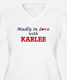 Madly in Love with Karlee Plus Size T-Shirt