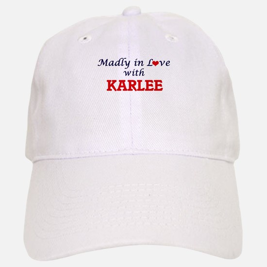 Madly in Love with Karlee Cap