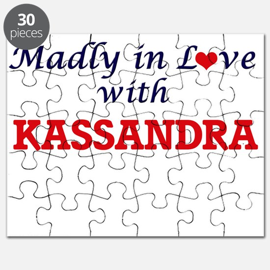 Madly in Love with Kassandra Puzzle