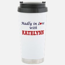 Madly in Love with Kate Travel Mug