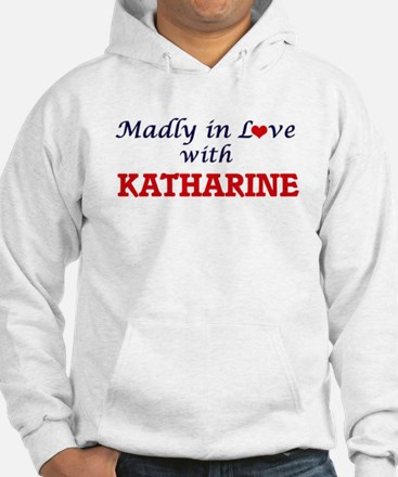 Madly in Love with Katharine Jumper Hoody