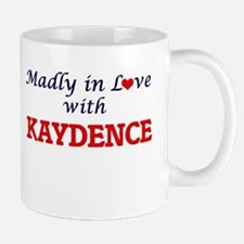 Madly in Love with Kaydence Mugs