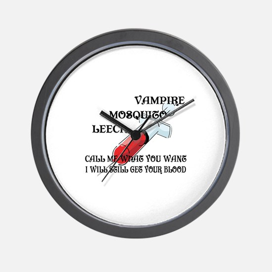 Funny Gifts for Nurses Wall Clock