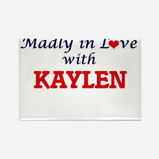 Madly in Love with Kaylen Magnets