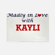 Madly in Love with Kayli Magnets