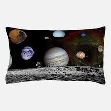New Solar Pillow Case