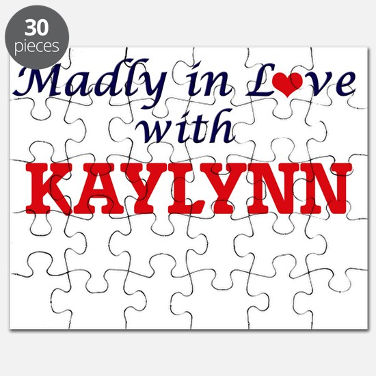 Madly in Love with Kaylynn Puzzle