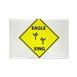 Bald eagle crossing 10 Pack