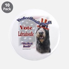 """Yankee Doodle Dandy 3.5"""" Button (10 pack)"""